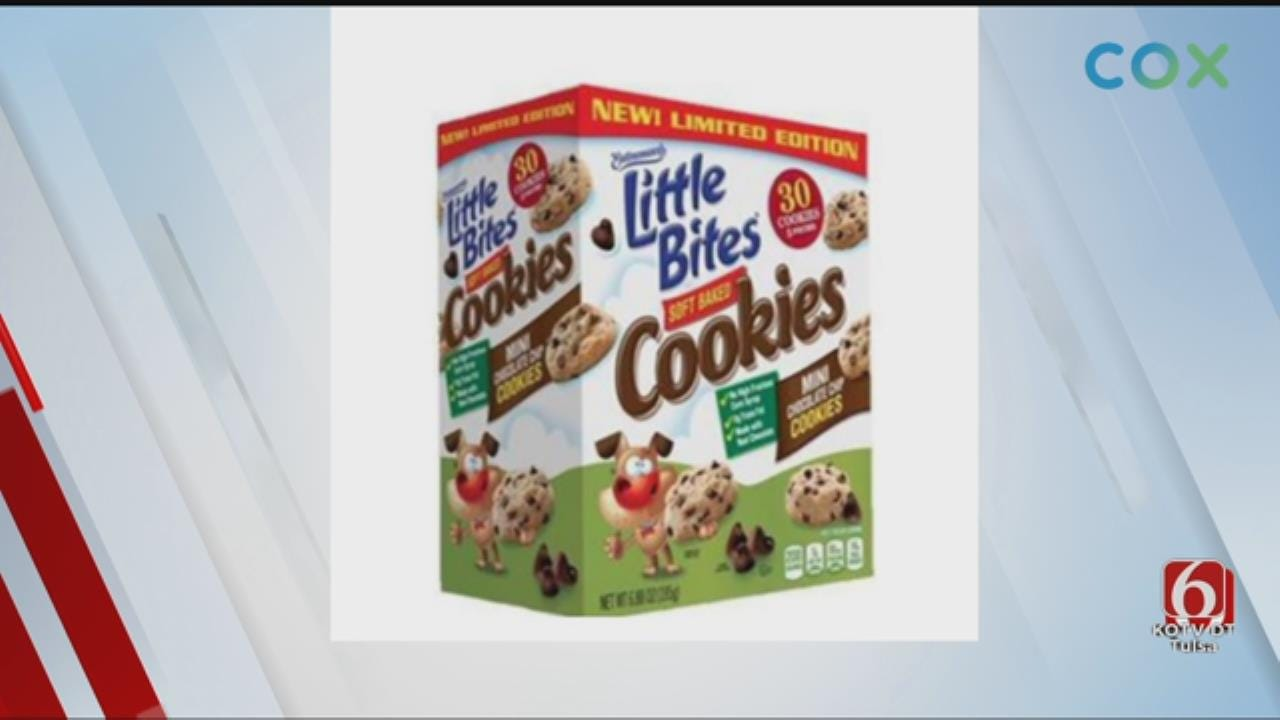 Entenmann's Chocolate Chip Cookies Recalled For Choking Hazard
