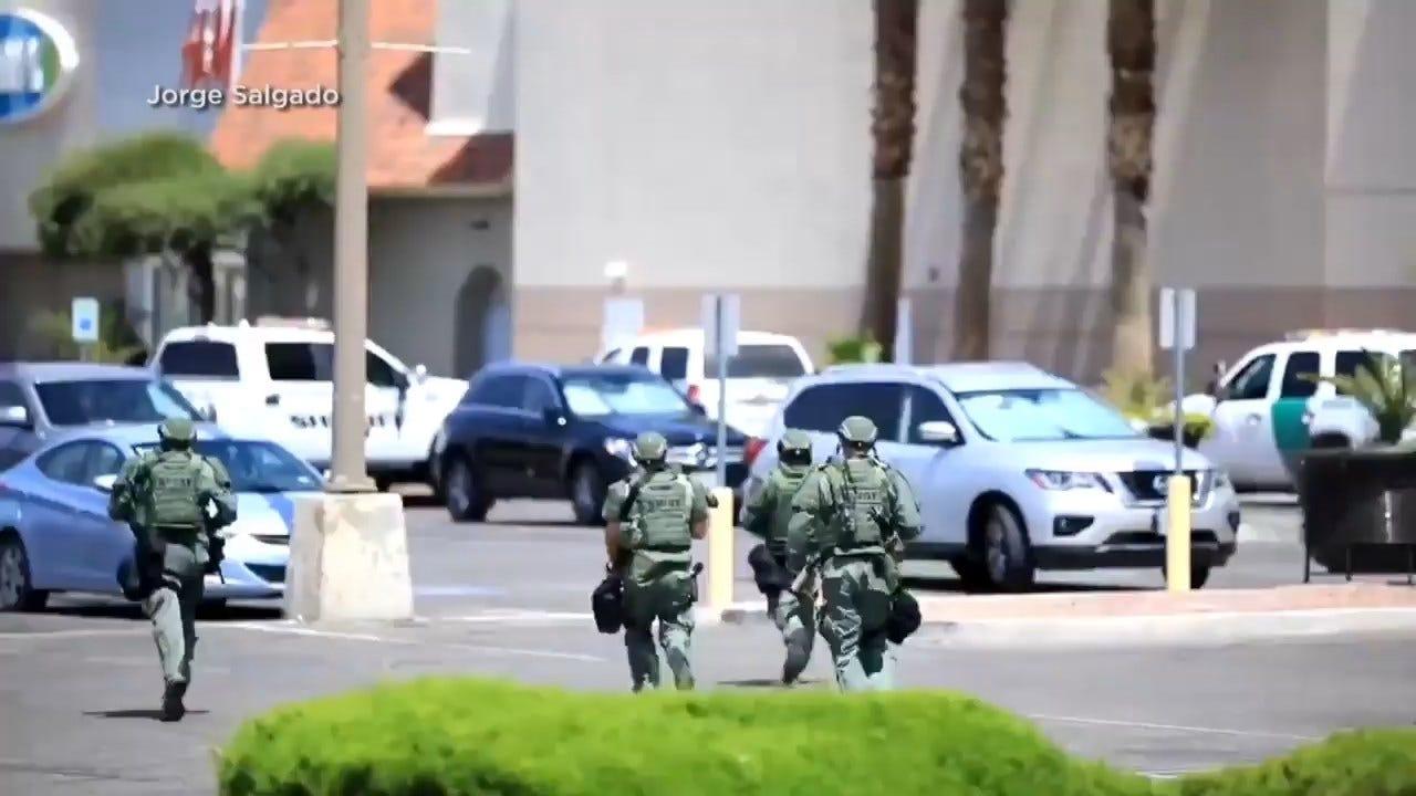 Texas Officials Say 20 Dead, 26 Hurt In Texas Shooting