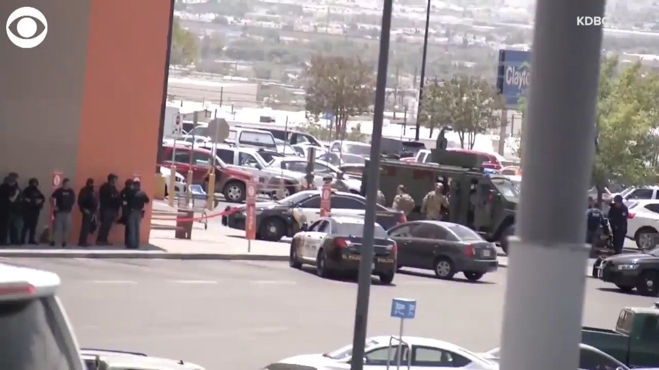 Police: Deaths, Injuries In Texas Shopping Complex Shooting
