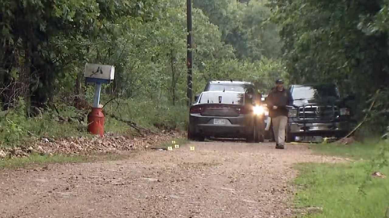 OSBI, Delaware Co. Sheriff's Office Investigating Homicide Near Grove