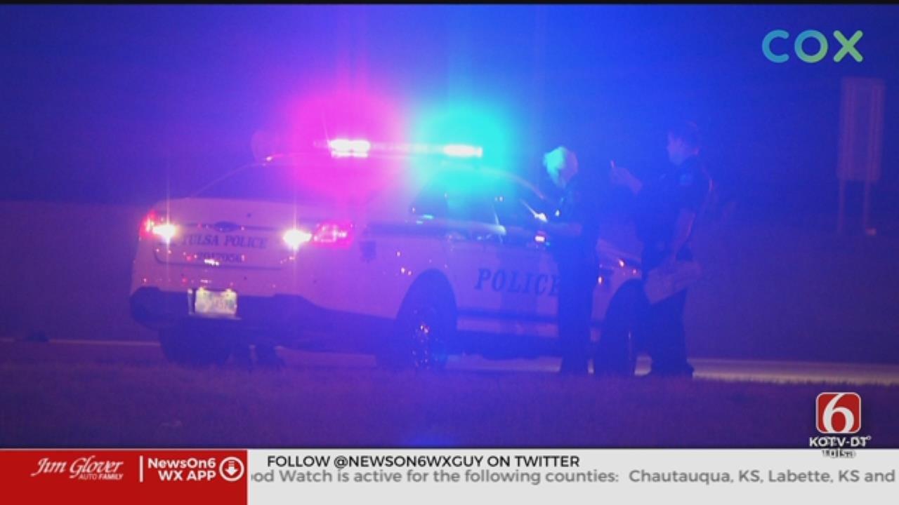 1 Dead After Tulsa Motorcycle Crash