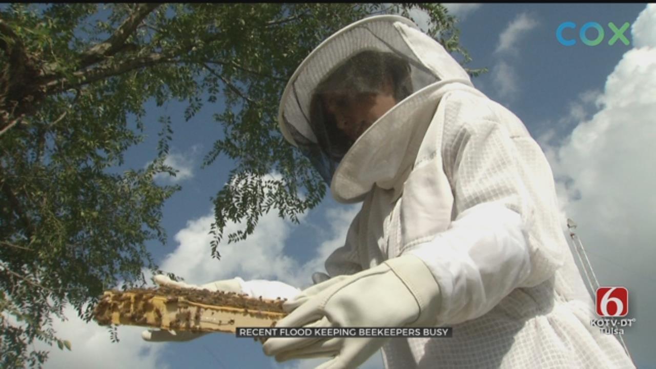 Skiatook Beekeepers Impacted By Flooding