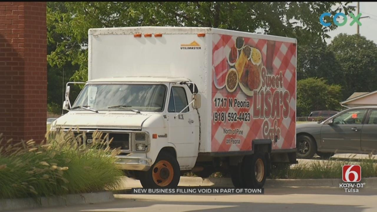 Tulsa Woman Works To Fill Void In Town Through New Business