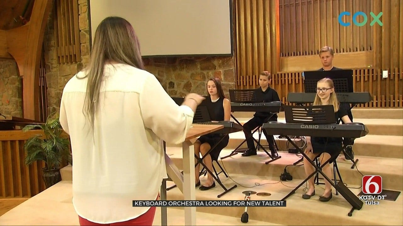 Tulsa Keyboard Orchestra Looking For Young Piano Players