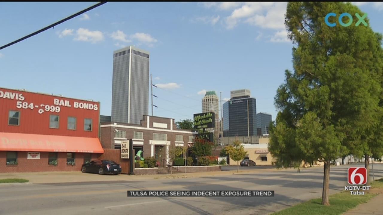 Indecent Exposure Arrests Increase Downtown