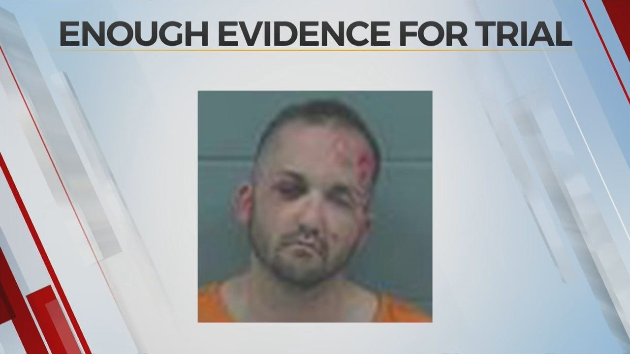 Rogers County Kidnapping Suspect Ordered To Stand Trial