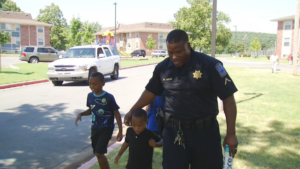 Crime Down In One Tulsa Neighborhood Thanks To Reduction Program