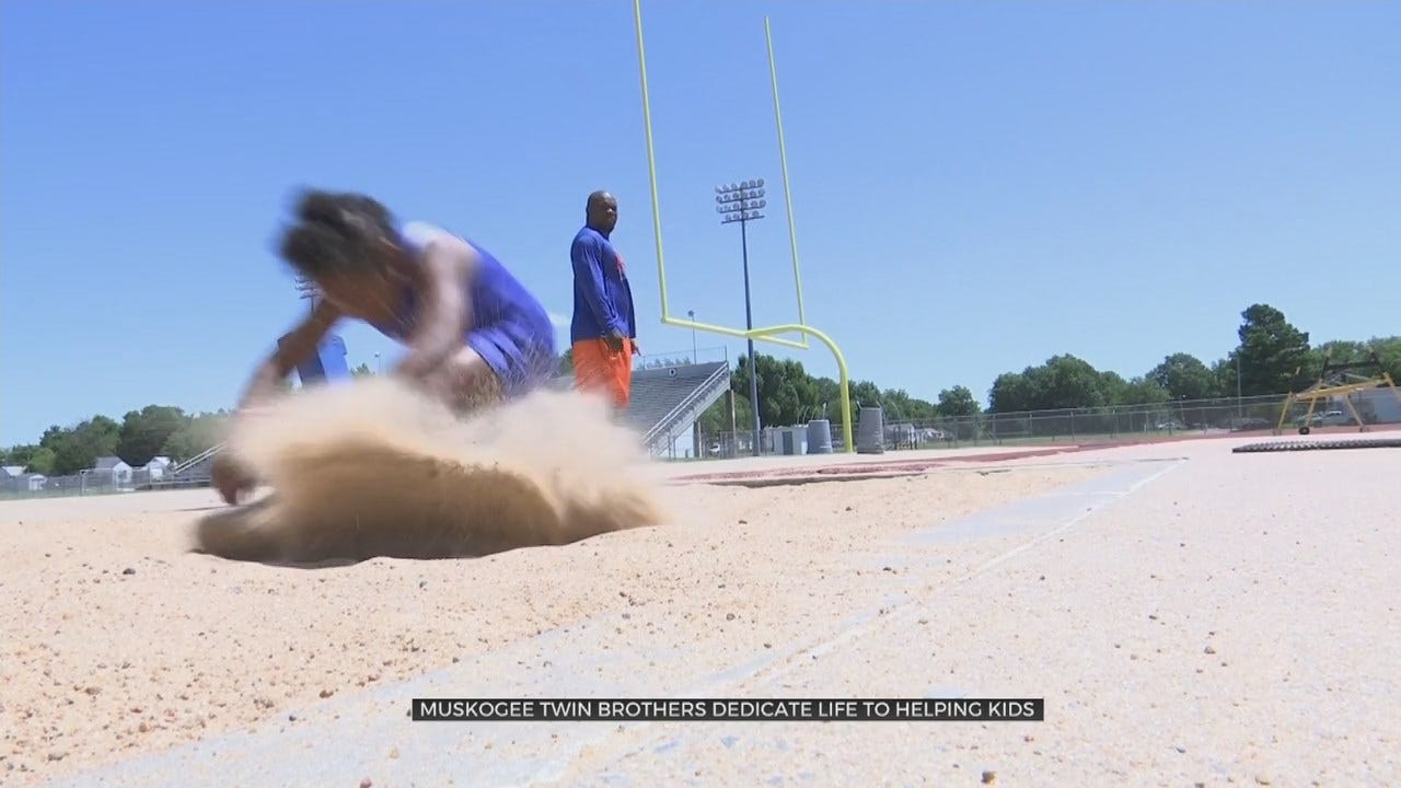 Muskogee Track Team Heads To Nationals