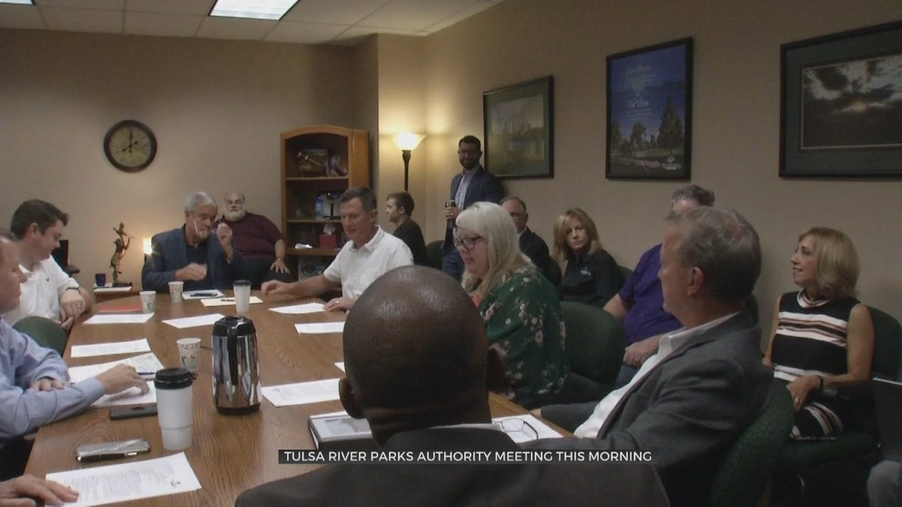 Tulsa River Parks Authority to Discuss Flood Damage, Pipeline Installation
