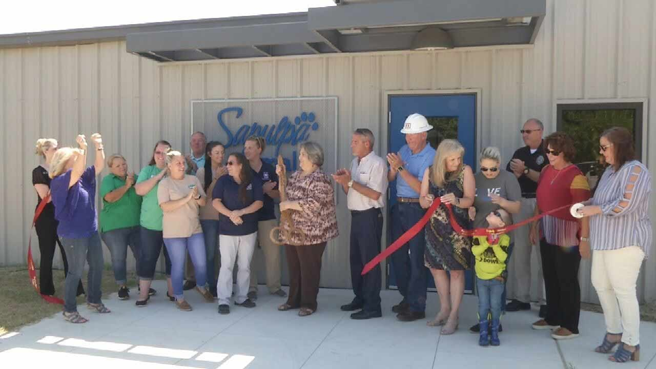 Grand Opening For Sapulpa Animal Shelter Planned For Saturday