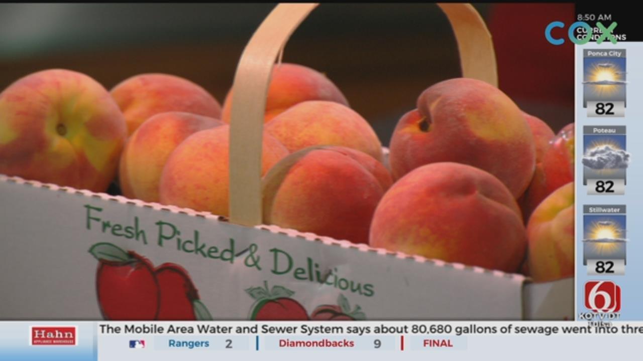 Porter Peach Festival To Begin Thursday