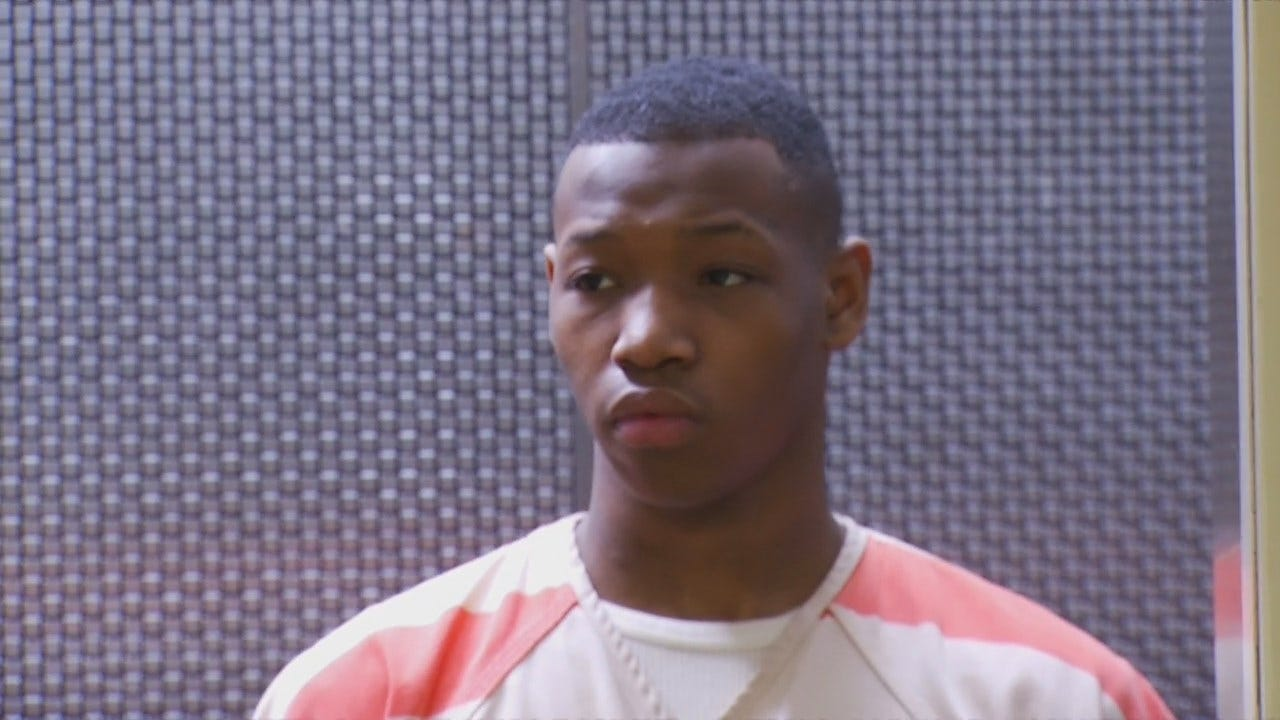 WATCH: Police Interview With Tulsa Teen Convicted Of Murder