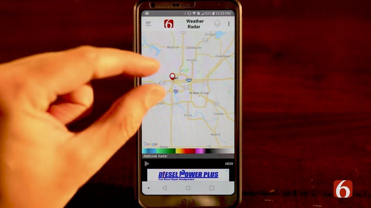 News On 6 Weather App Tutorial, Episode 4: How To Use Radar