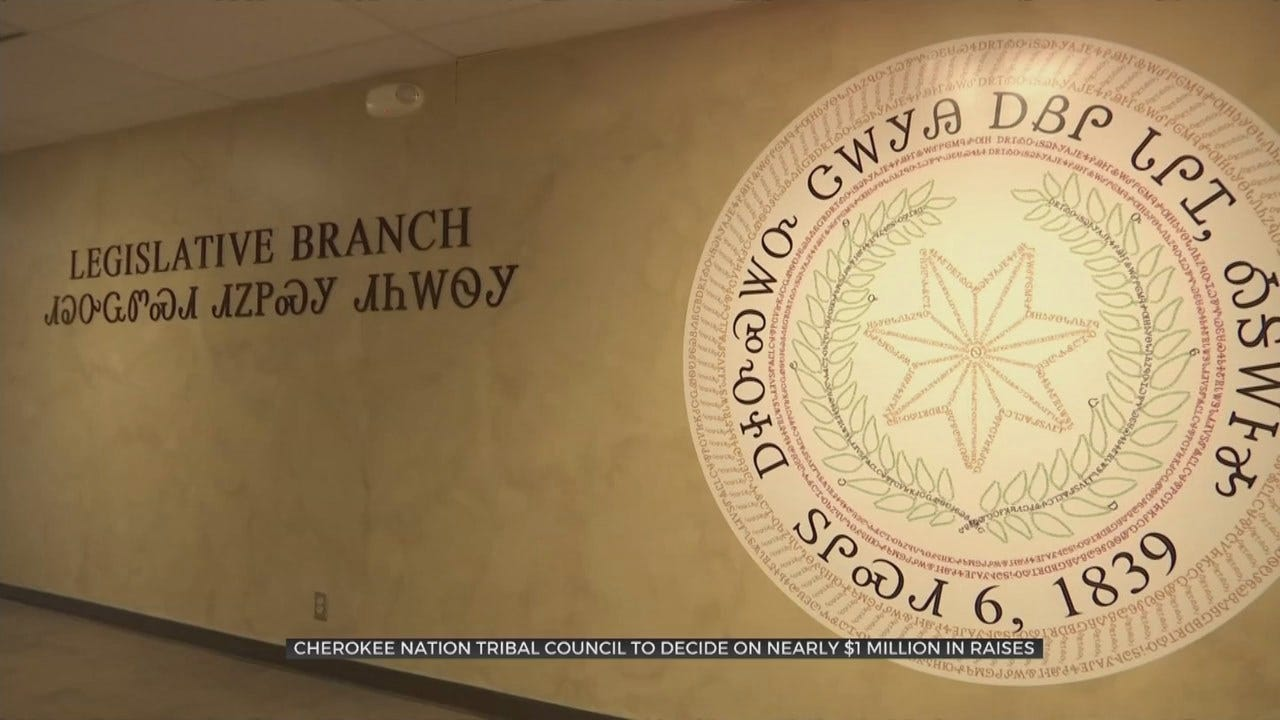 Cherokee Nation To Make Decision On Member Pay Raises