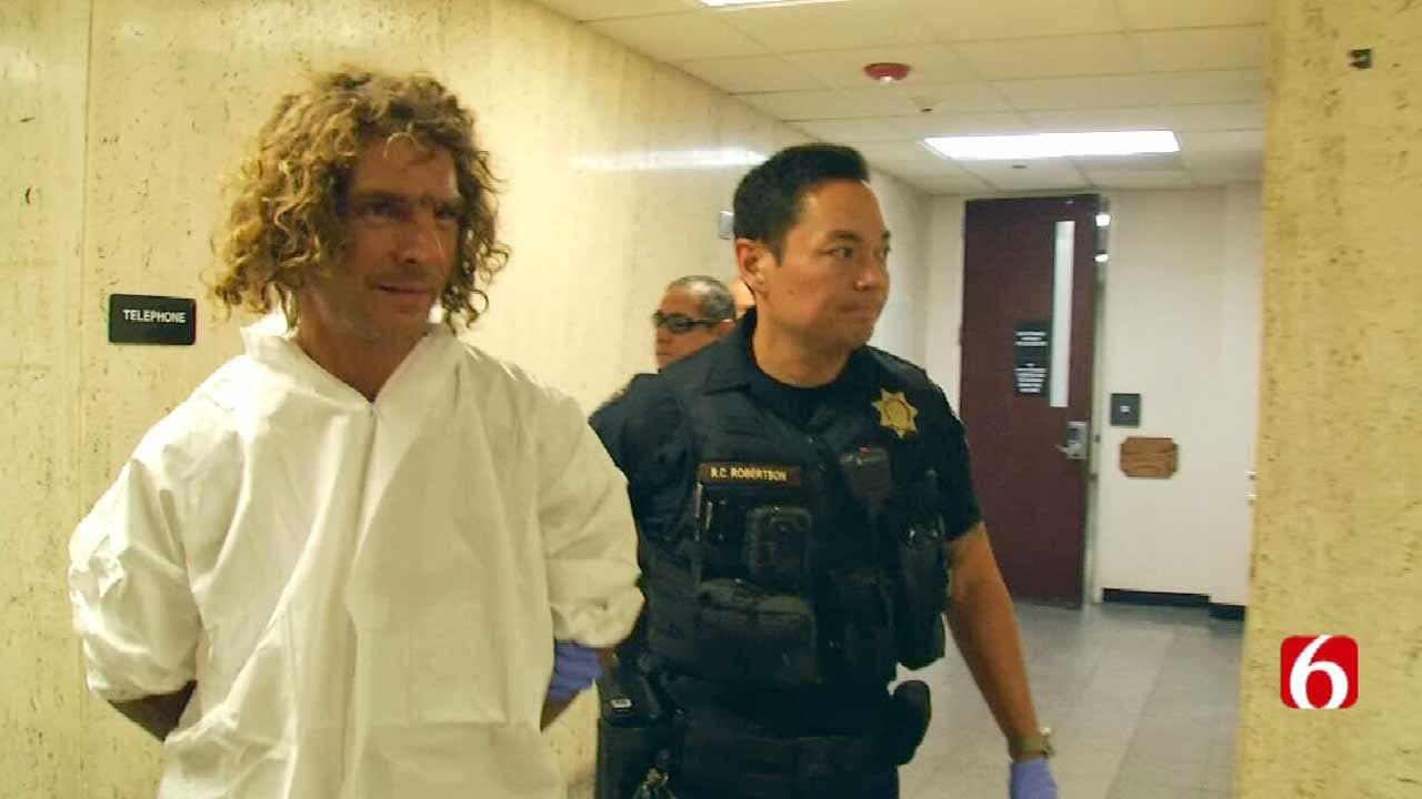WATCH: 'It Wasn't Me,' Accused Tulsa Child Molester Tells Lori Fullbright