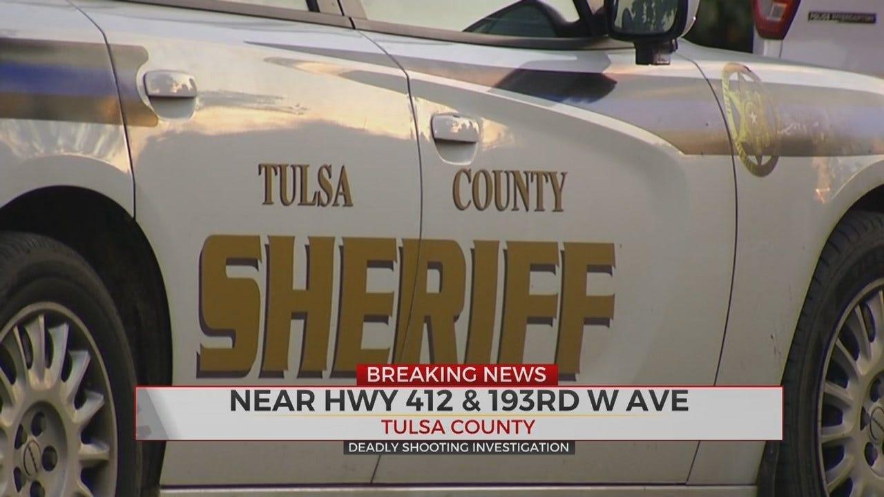 Tulsa Co. Sheriffs Investigating Triple-Shooting