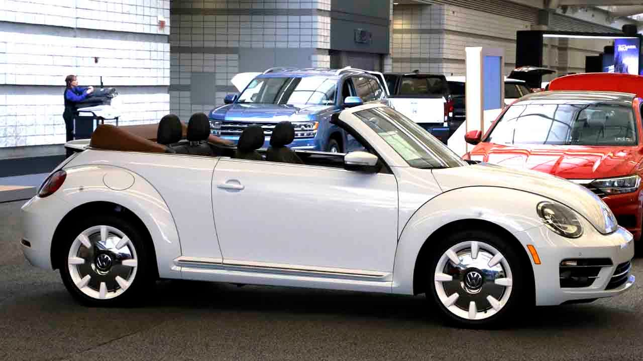 End Of An Era: Last VW Beetle Rolls Off Assembly Line