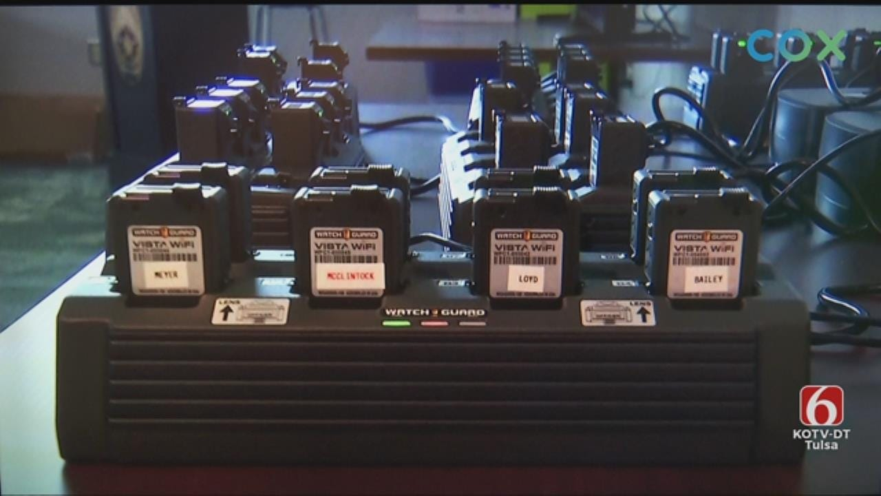 Bartlesville Police Department Gets New Equipment