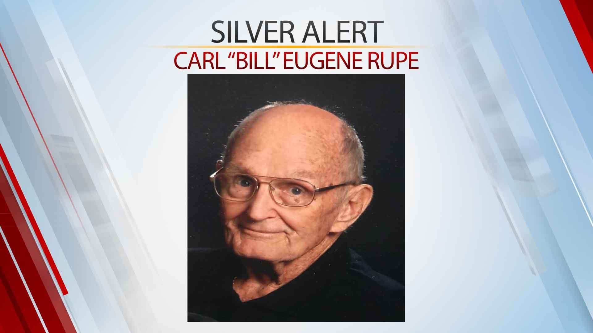 Silver Alert Issued For Tulsa Man With Dementia