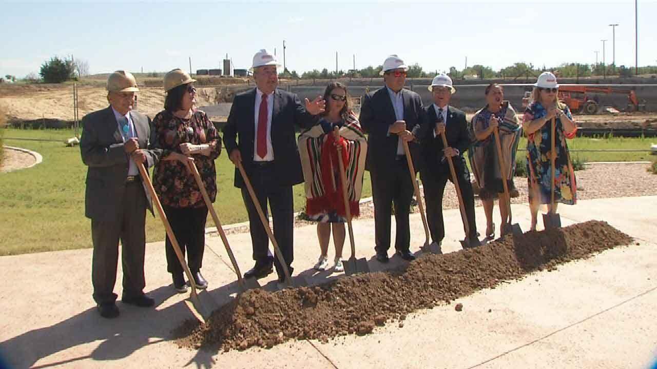 Osage Casino Breaks Ground On New Tulsa Hotel Tower