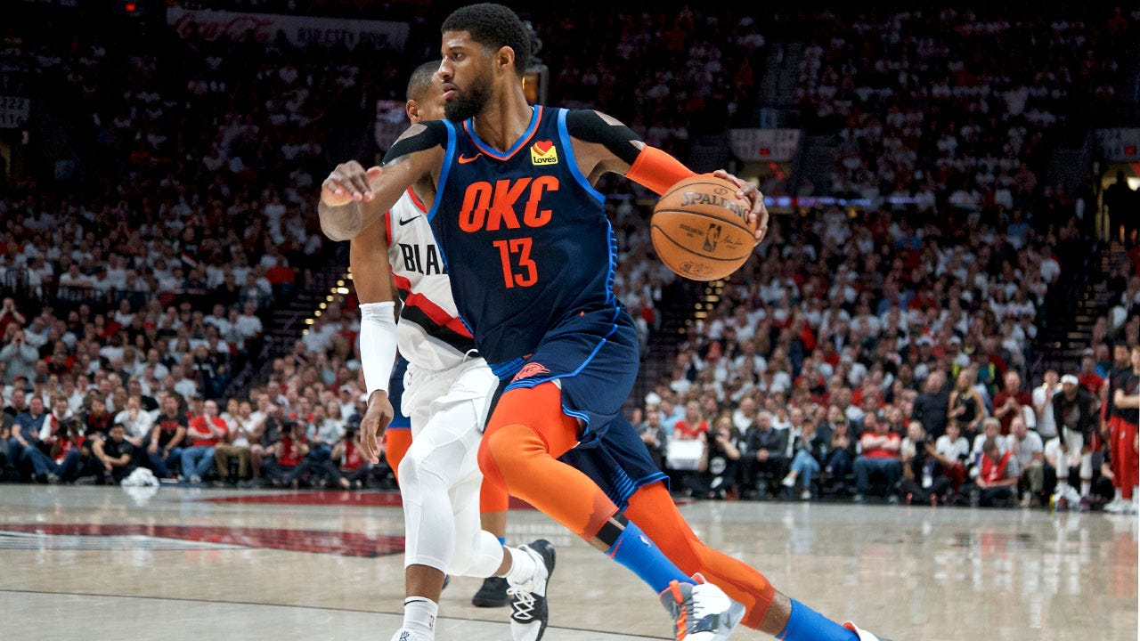 Reports: Paul George Traded To L.A. Clippers In Blockbuster Deal