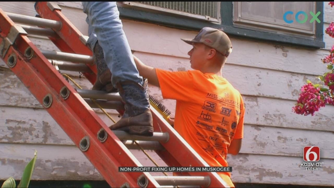 'Mission Muskogee' Works To Make Community Improvement2