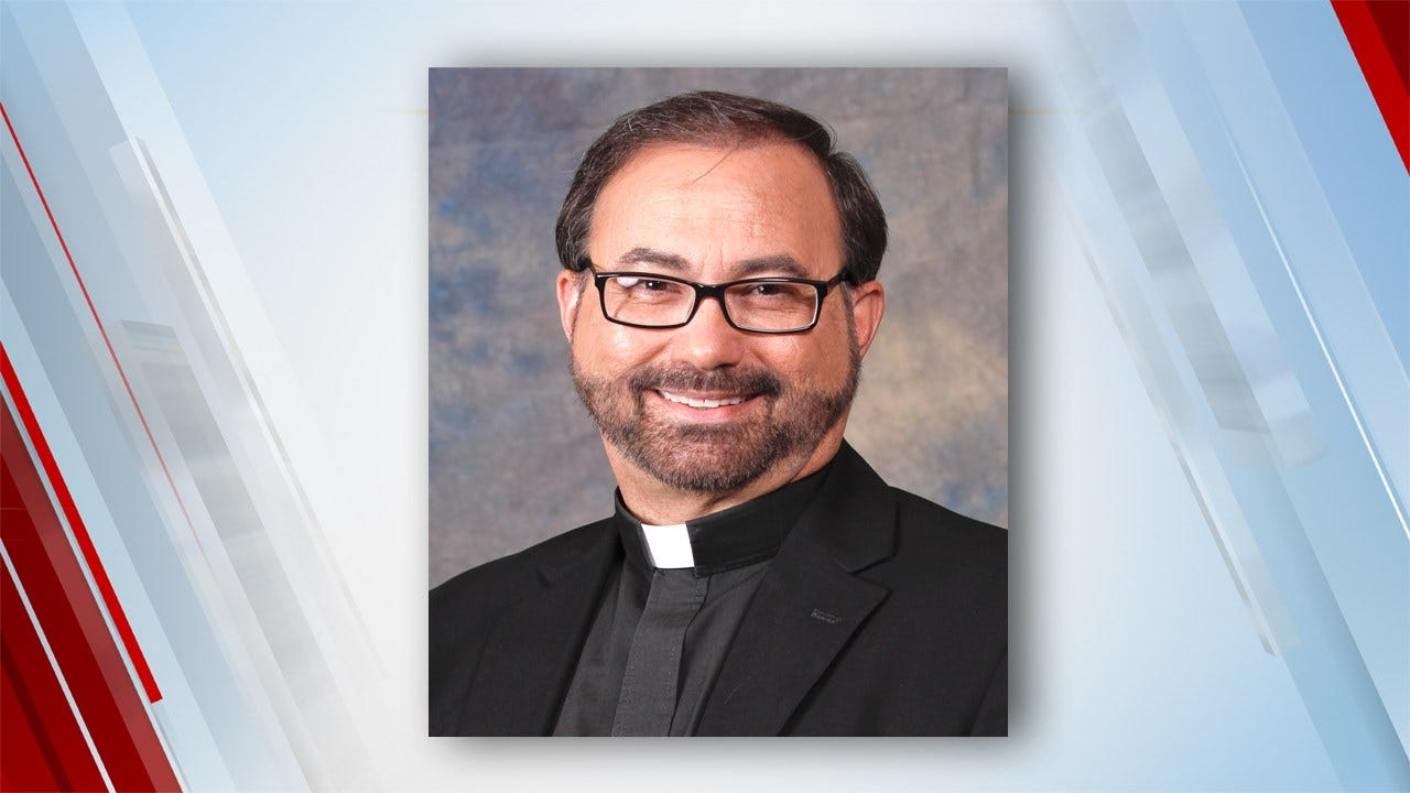 Tulsa Priest Accused Of Sexual Misconduct With Minor
