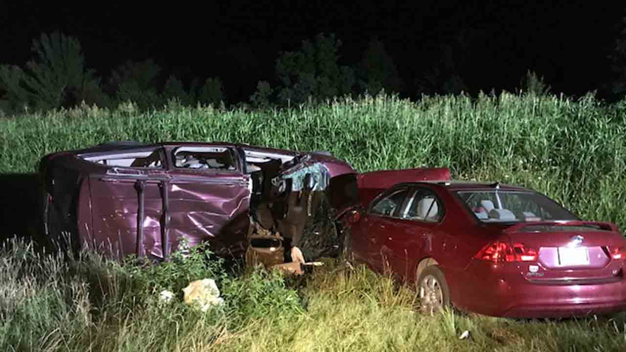 2 Drivers Recovering After Rogers County Crash