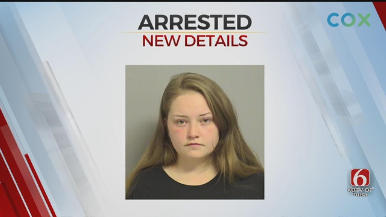 Woman Arrested After Leaving Baby In Car Outside Owasso Liquor Store