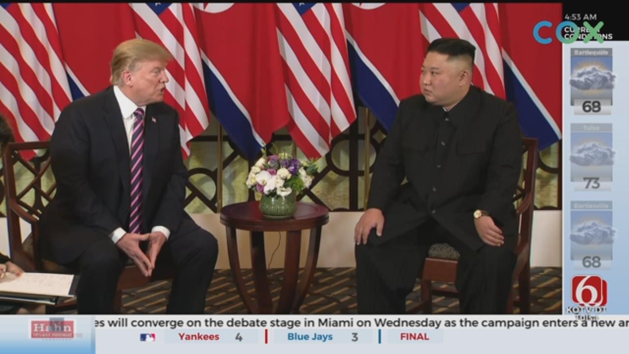 US, North Korea in talks To Set Up 3rd Summit