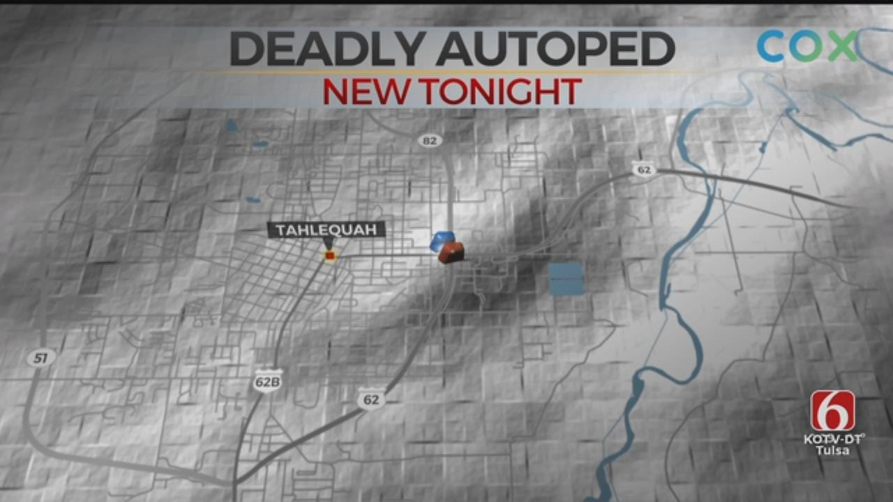 Tahlequah Woman Hit & Killed By Dump Truck
