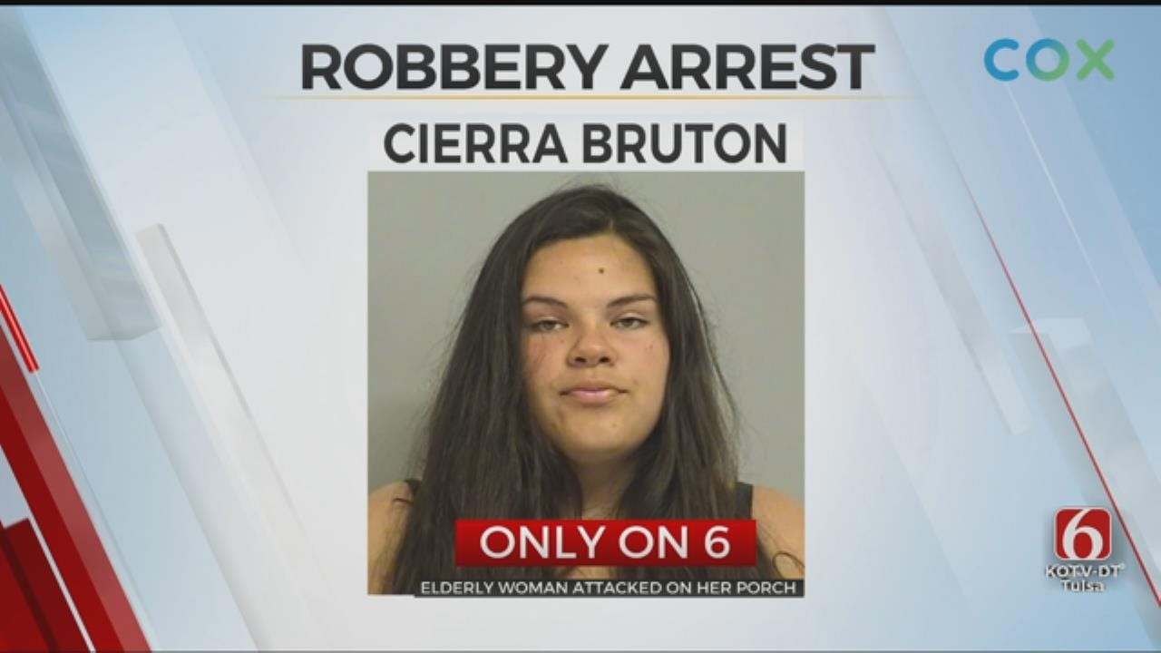 Woman Arrested After Being Accused Of Robbing An 84-Year-Old Woman