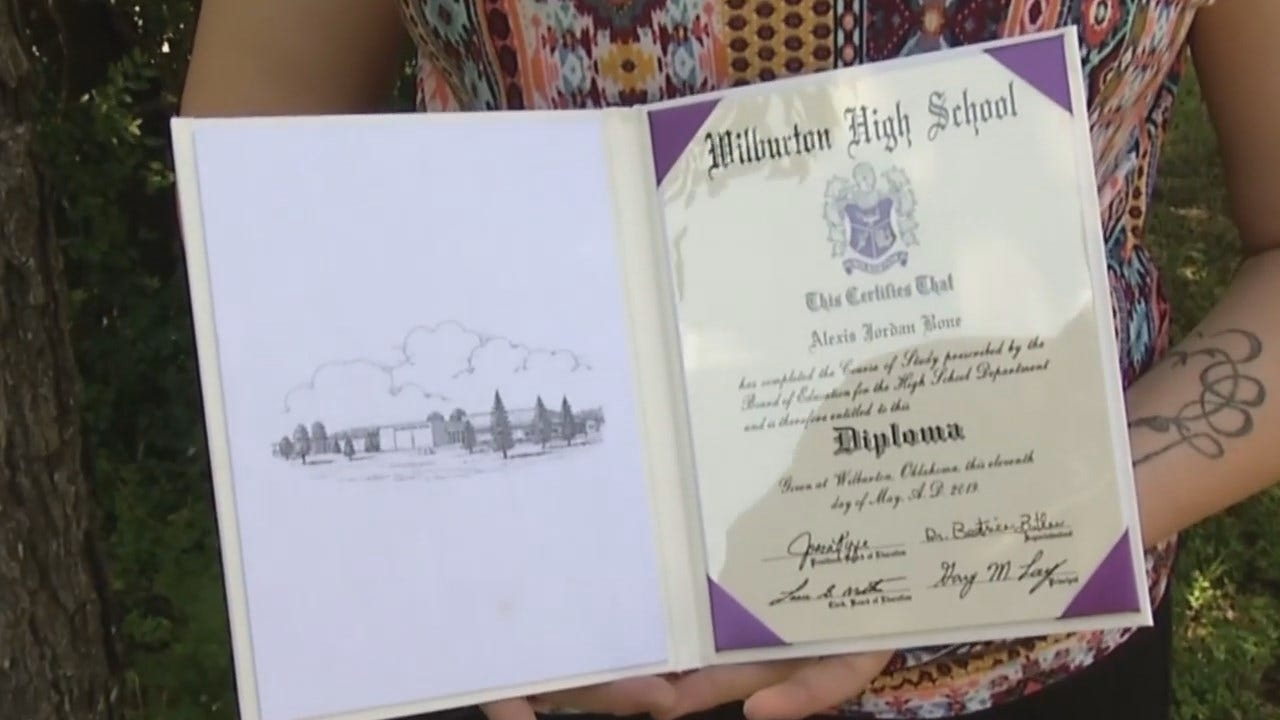 Wilburton Superintendent Accused Of Withholding Students Diploma