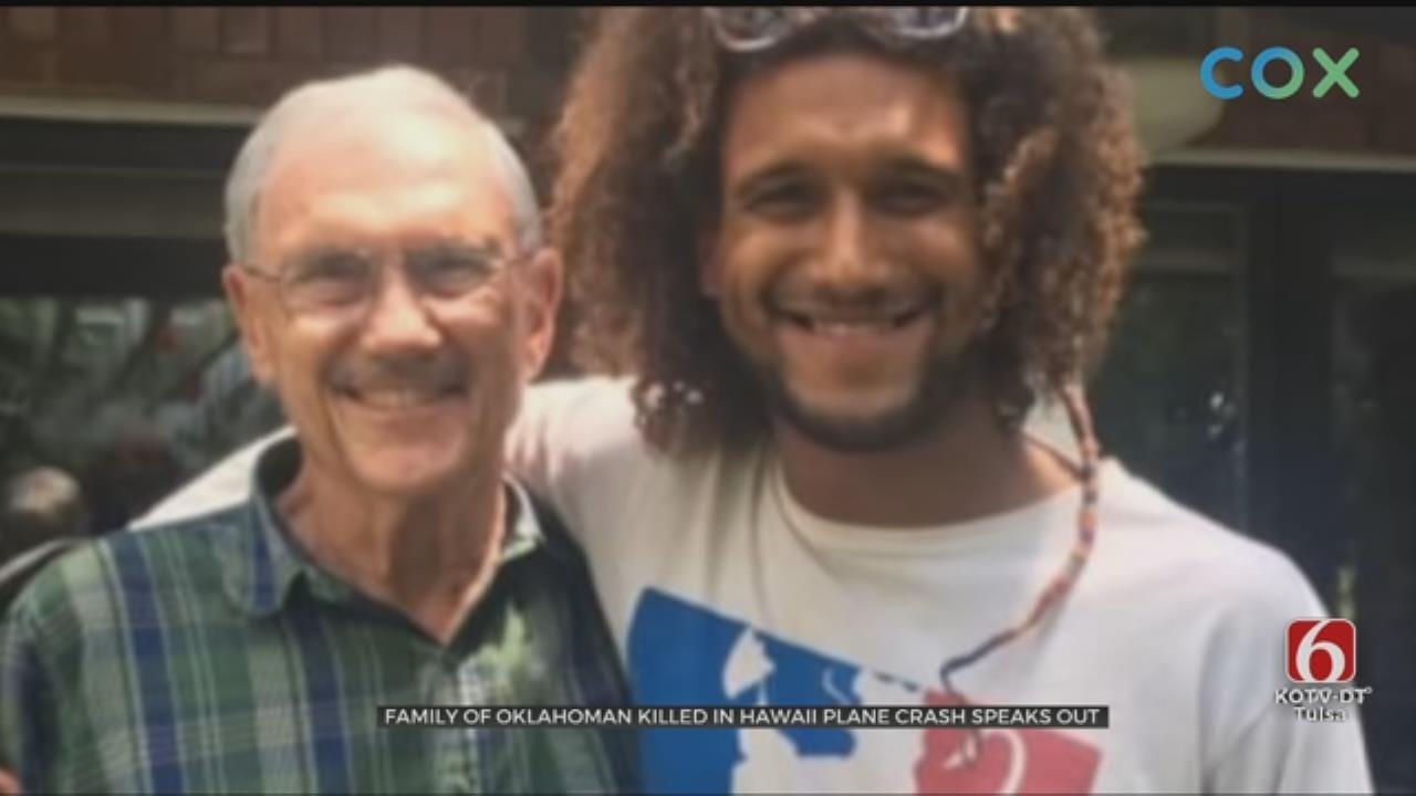 Oklahoma Family Grieving After Hawaii Plane Crash