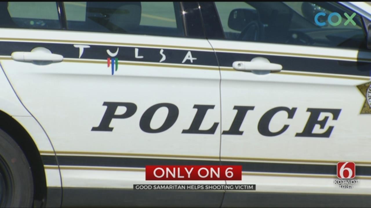 Tulsa Man's Life Saved After Girlfriend Shoots Him