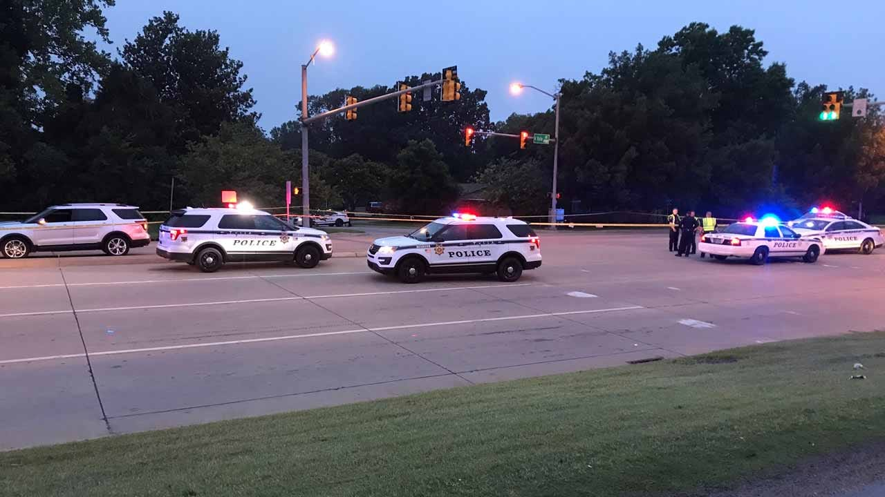 Car Accident Kills 85-Year-Old Man In Tulsa
