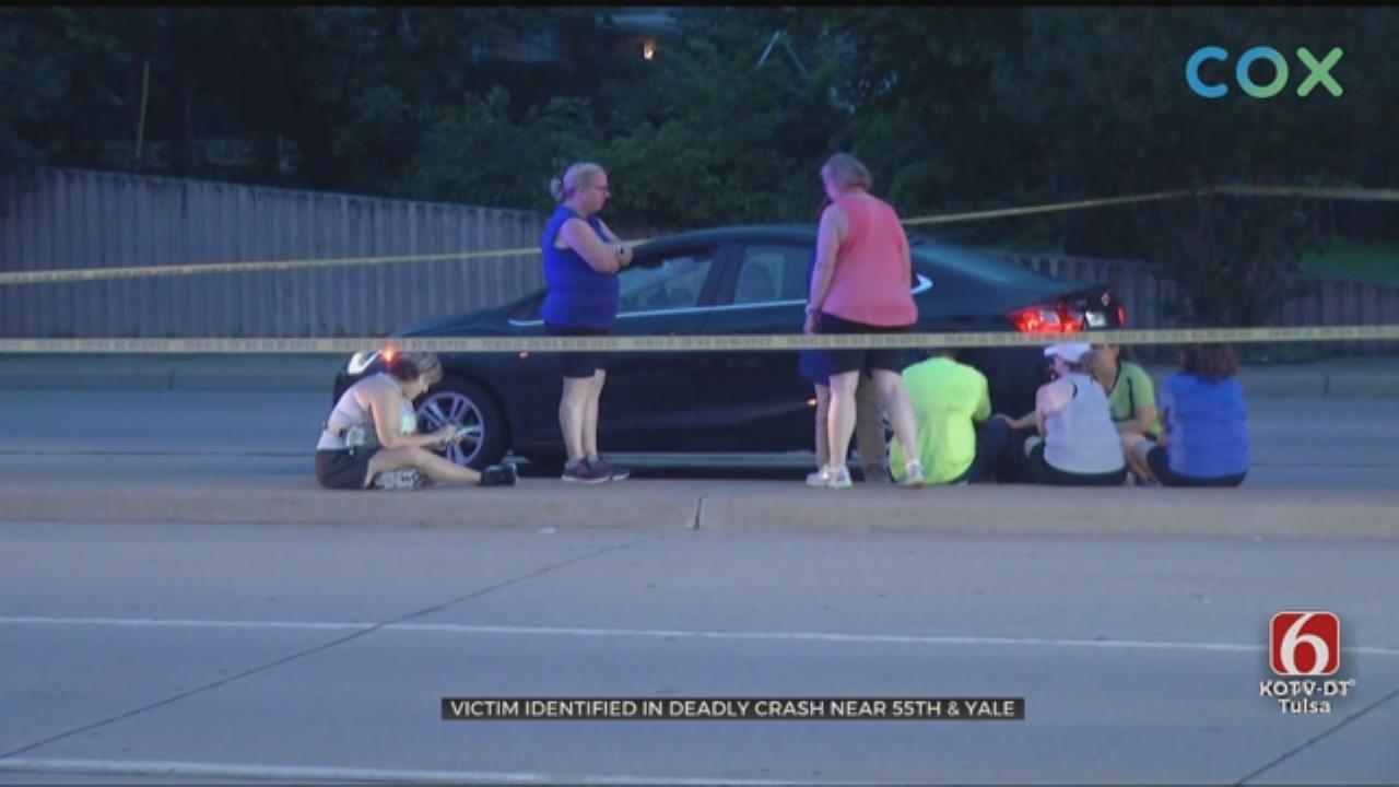 85-Year-Old Tulsa Runner Struck, Killed By Car