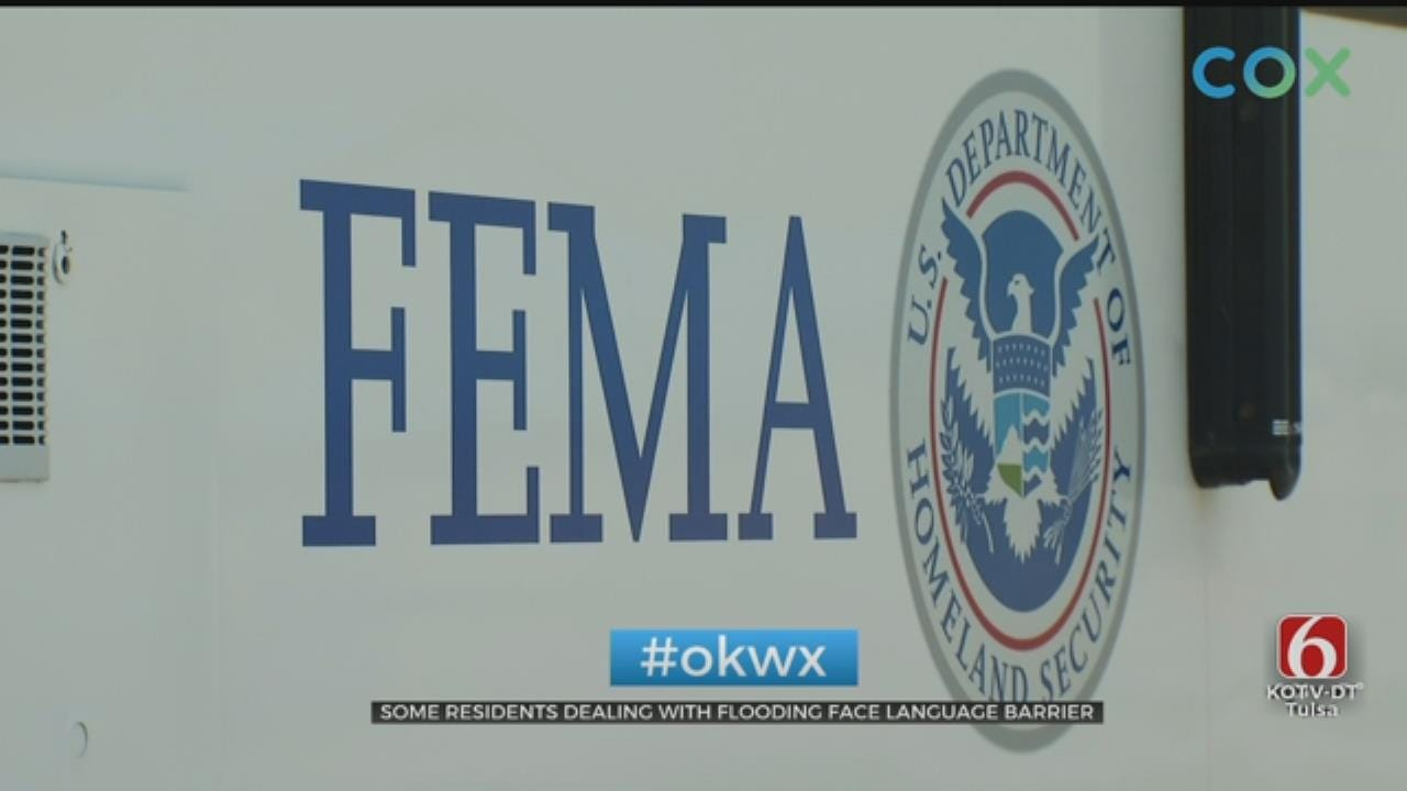 Event Held To Help Hispanic Community With Flood Recovery Efforts