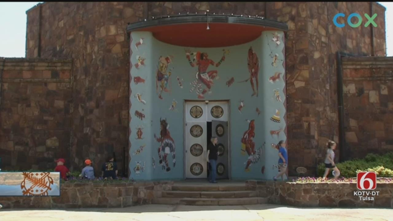 Oklahoma Oil Tycoon's Estate Attracts Visitors From Across Country