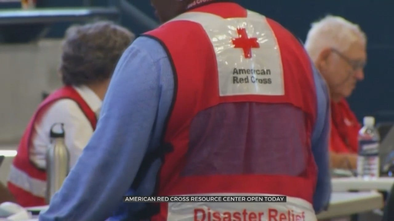 American Red Cross Hosts Resource Center In Bartlesville For Flood Victims