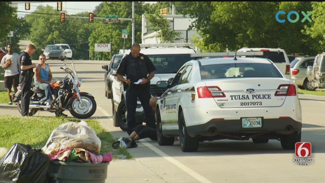 Tulsa Police Investigating 2 Shootings Near 73rd Avenue