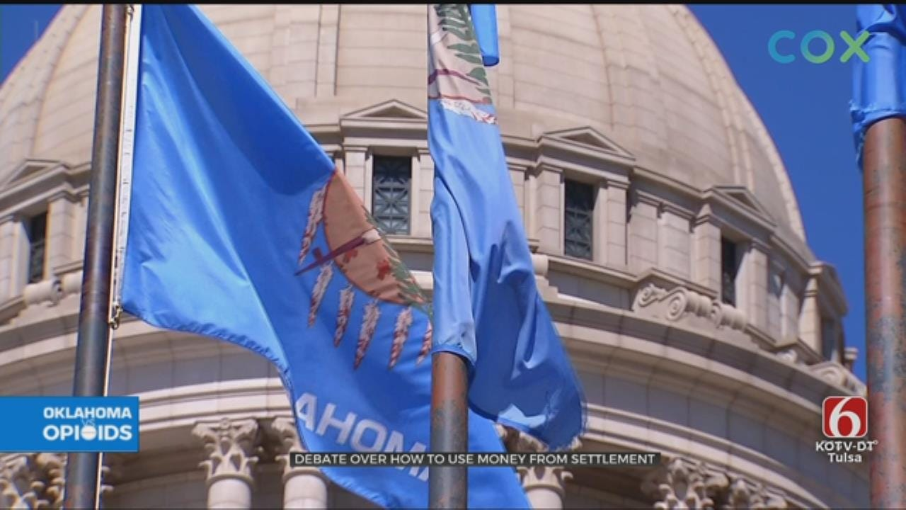 State Leaders Debate On How To Use Money From Teva Pharmaceuticals Settlement