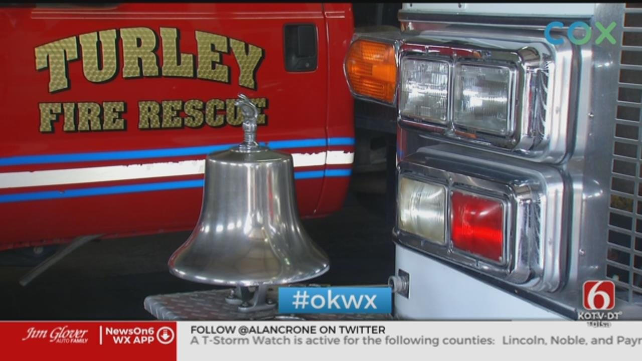 Turley Fire Department Seeking Donations For Rescue Equipment