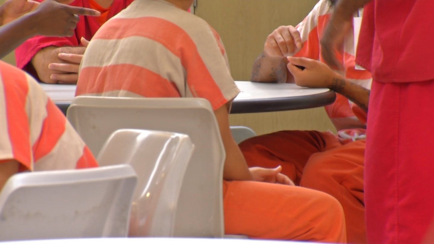Hundreds Of Oklahoma Inmates Want Sentences Commuted After Crimes Reclassified