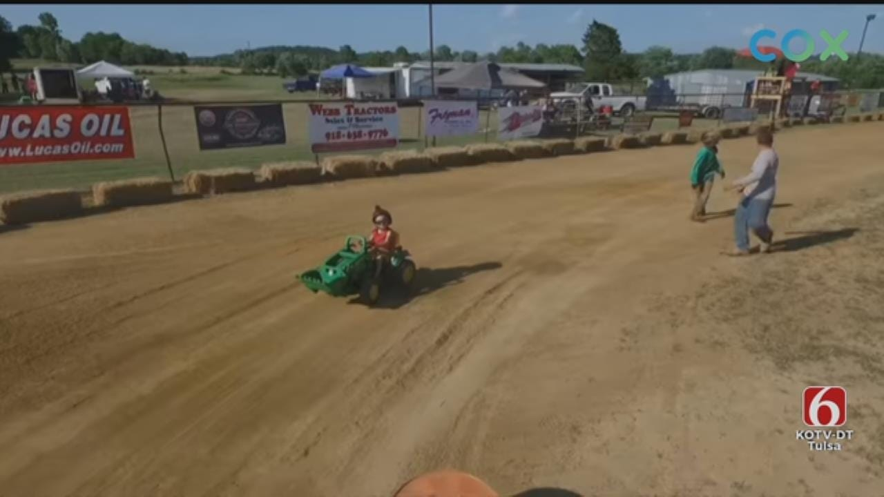 Midwest Mowfest Lawnmower Races Set For June 21-22 At Will Rogers Downs In Claremore