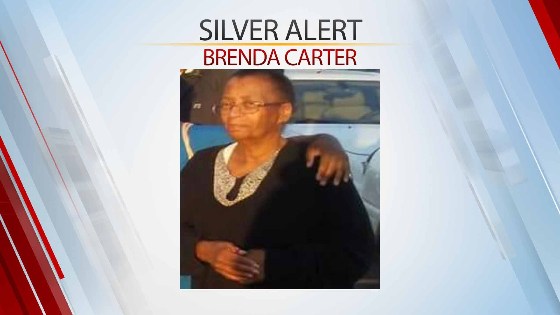 Silver Alert Issued For Missing Tulsa Woman With Alzheimer's