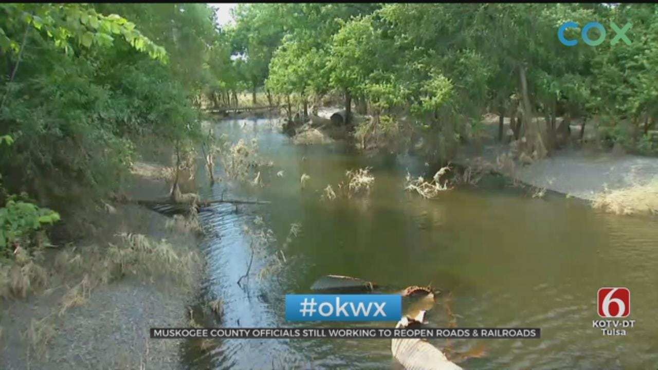 Muskogee County Railroads Set To Reopen