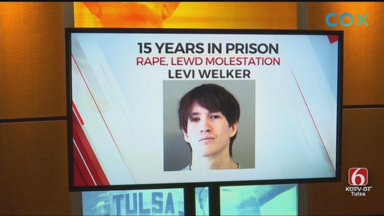 Tulsa Man Gets 15 Years In Prison For Rape, Lewd Molestation
