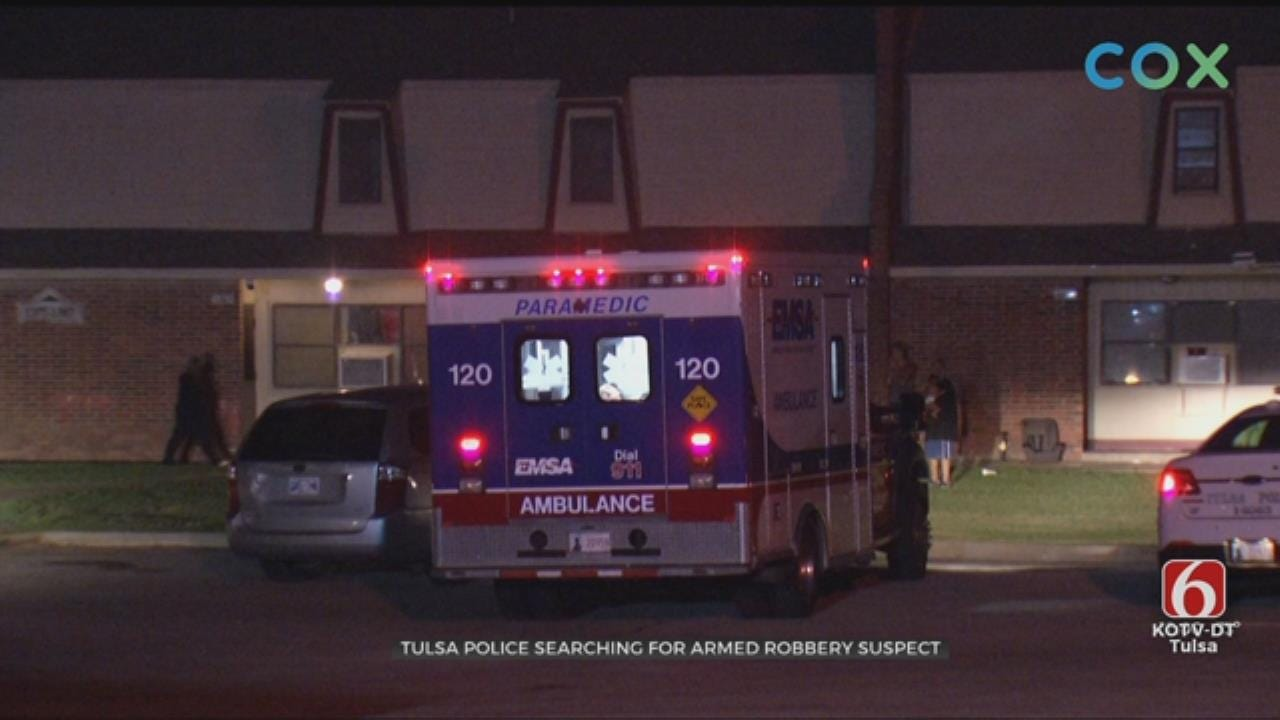 Two Teenage Suspects On The Run After Violent Tulsa Carjacking