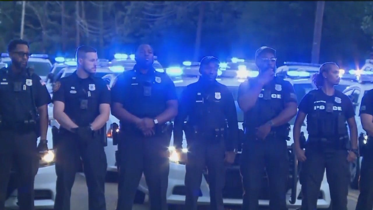 25 Officers Injured In Memphis After U.S. Marshals Fatally Shoot Black Man